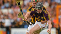 Diarmuid Devereux predicts big improvement from Wexford hurlers