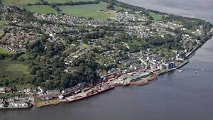 Harbouring ambitions for Cork site