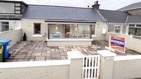 This property overlooking the bay at Fountainstown has been modernised to top specifications