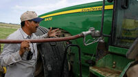 Farmers paying above average diesel prices