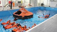 BIM plans to create sea survival training centre