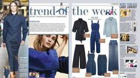 Trend of the week: Demin