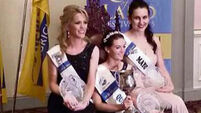 Kerry girl Christine Buckley crowned Queen of the Land