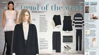Trend of the week: Monochrome