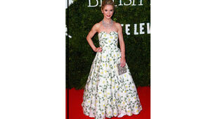 This week on the red carpet: Emilia Fox, Rachel McAdams, Brie Larson and Rooney Mara