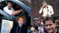 Celebrity year in review: Star gazing through the highs and lows of 2015