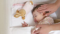 Strategies for helping your baby to sleep