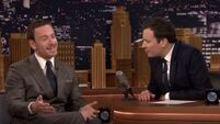 WATCH: Michael Fassbender chats to Jimmy Fallon about being an altar boy in Killarney
