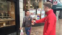 RedFM give away 1,000 apples in Cork to celebrate new Apple jobs