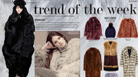 Trend of the week: Faux sure
