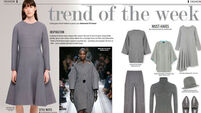 Trend of the week: Grey shades