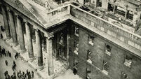 Vintage view: The GPO, Dublin