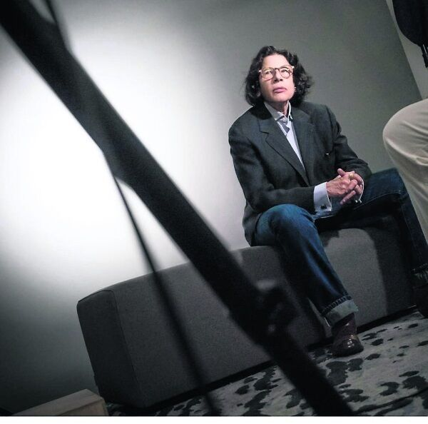 Author and public speaker Fran Lebowitz.