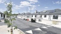 €672,000 spent on 24-hour security at Traveller housing project