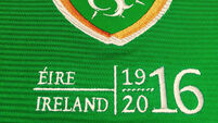 Fifa taking action over 1916 commemorative jersey