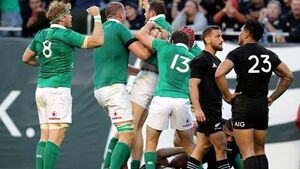 Ireland victory over All Blacks dedicated to Axel Foley's memory