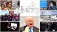 Lunchtime briefing: Basic Income of €150 a week proposed. Catch up on the headlines