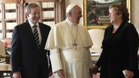 Enda Kenny tells Pope of 'difficulties' with Church
