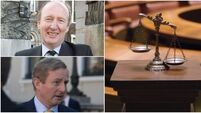 Shane Ross isolated after Enda Kenny comments on judicial rights