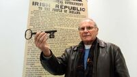 Key to go on display in Cork's Collins Barracks