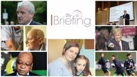 Wednesday lunchtime briefing: Minister apologises to 'Grace'. Catch up on the headlines