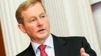 Enda Kenny hopes to still be in office to welcome Pope Francis in 2018