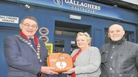 Heart attack survivor backs Cork's defibrillator drive