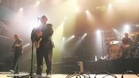 No frills, just epic songs from perfect Pixies at the Marquee