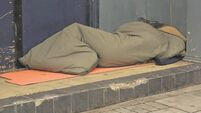Increase in young female rough sleepers in capital