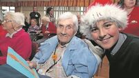 Special delivery helps spread the joy as kids deliver cards to Cork nursing homes