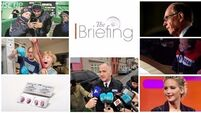 Evening briefing: Tight security for funeral of Aidan O'Driscoll. Catch up on all the headlines