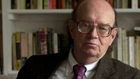 Tributes paid to iconic arts figure Anthony Cronin
