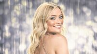 Laura Whitmore shows off her quick step to boost earnings