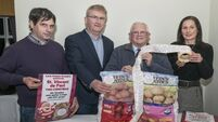 Potato growers dig deep for St Vincent de Paul
