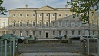 No figure put on repairs to Leinster House