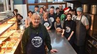 Meet the people who will be volunteering at Cork Penny Dinners on Christmas Day