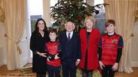 Anthony Foley Masses a campaign of 'solidarity'