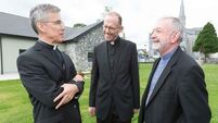 Tweeting priest, Fr Fintan Monahan, to become Ireland's youngest bishop