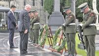 Roger Casement commemorations: State ceremony recalls 'complex' character