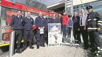 Firefighters to climb the equivalent height of Mount Everest without leaving Cork - for charity