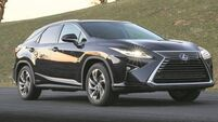 Lap up the miles in Lexus levels of luxury