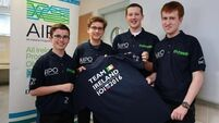 Mallow student heading to Russia for tech Olympics
