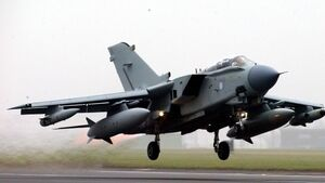 RAF tornado jets could shoot down hijacked planes in Irish airspace