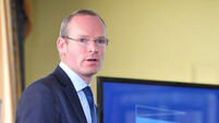 Fine Gael dismiss John Halligan comments backing Simon Coveney as the next leader