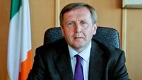 Reopening embassy in Iran good for Ireland's markets, says Minister Michael Creed