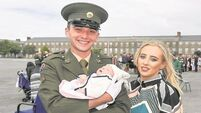 Tipp inter-county player among recruits passing-out at Collins Barracks