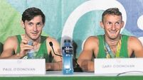 The O'Donovan brothers: Olympic silver, comedy gold