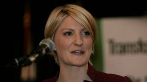 Averil Power rules out running in next general election