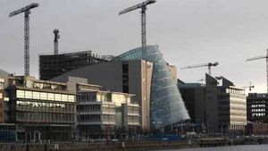 Iconic Dublin building One Spencer Dock sells for €242m