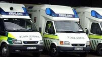 HSE reviews oxygen system after ambulance fire in Naas